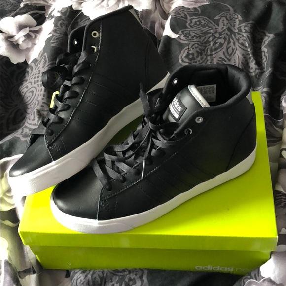 Adidas Cloudfoam Daily QT Mid W NWT